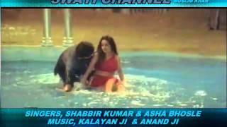 JANU JANAM JANEMAN ( Shabbir Kumar & Asha Bhosle )