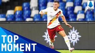 Veretout's Brilliant Winner from Long Range! | Roma 2-1 Parma | Top Moment | Serie A TIM