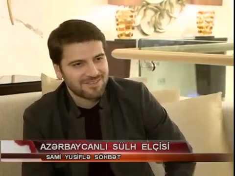 """Sami Yusuf - ATV """"Həftə sonu"""" Interview by Ariz Tarverdiyev"""