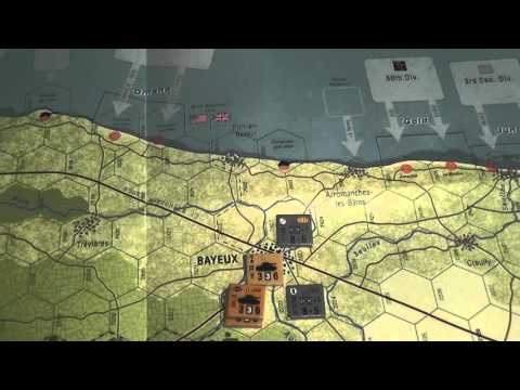 Normandy '44 (GMT) Review