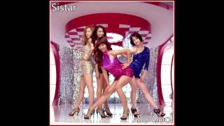 Sistar - So Cool (audio)