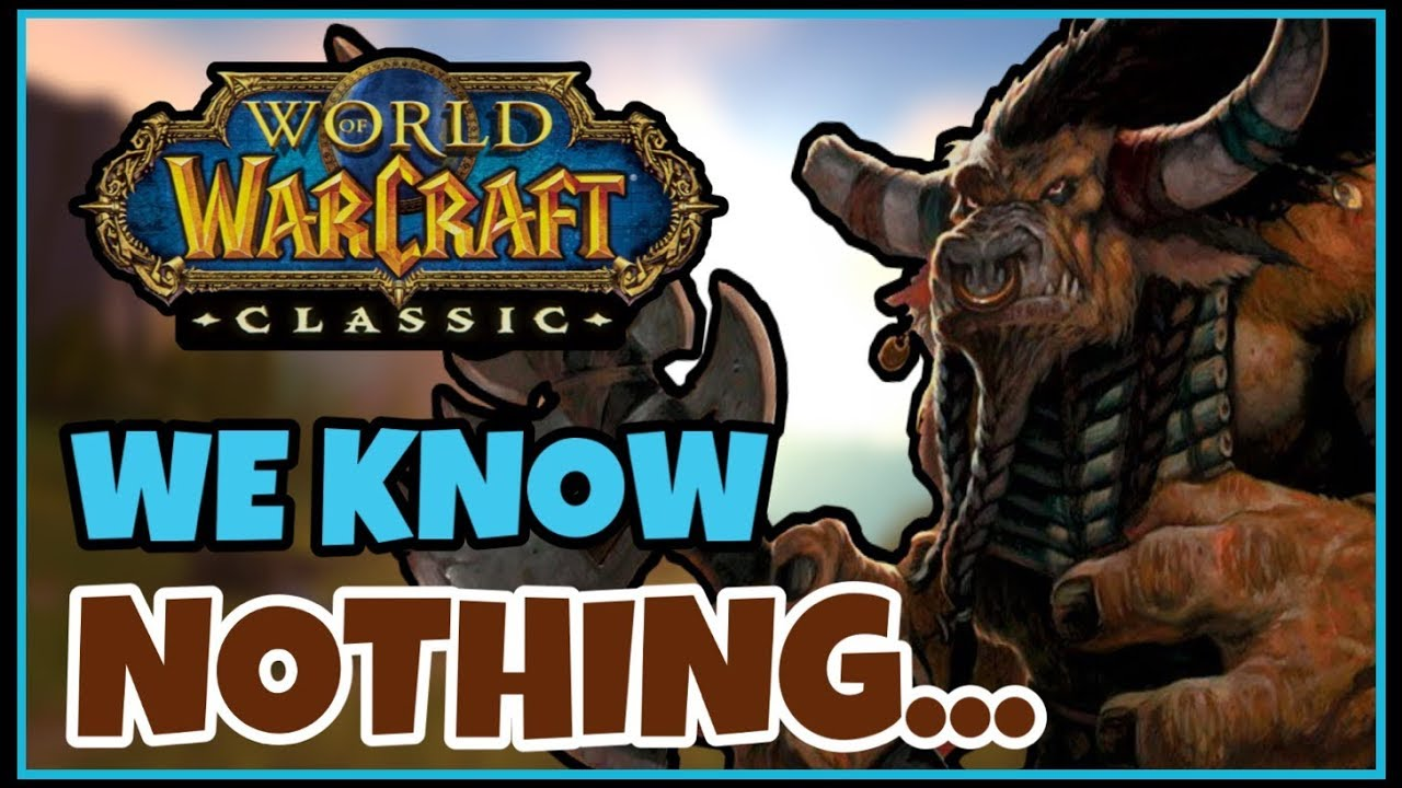 15 Classic WoW Mechanics we KNOW will be Different from Private Servers