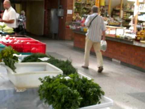 Riga's Market