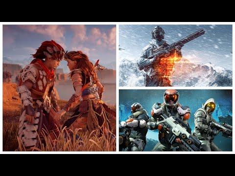 Horizon Zero Dawn на ПК? Battlefield 6 в 2020. Отзывы Phoenix Point. Plague Tale 2 в разработке