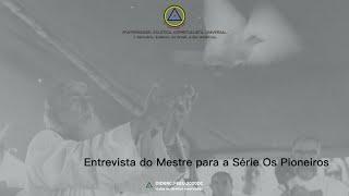 Entrevista do Mestre Yokaanam:. a TV Brasília para a série Os Pioneiros.