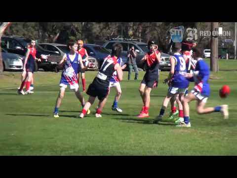 U11 North   Bentleigh JFC vs East Malvern Red