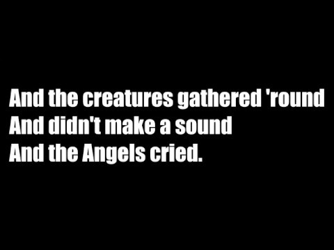 Alan Jackson & Alison Krauss - The Angels Cried (Lyric Video)