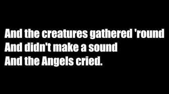 Alan Jackson & Alison Krauss - The Angels Cried (Lyric Video)