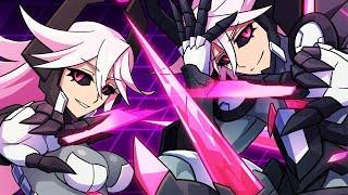 Azure Striker Gunvolt 2 - All Bosses [GV, No Damage/Prevasion/Skills]
