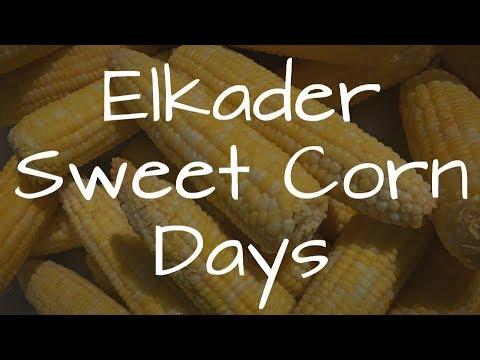 Elkader Sweet Corn Days