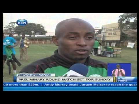 Comoros island arrives in Nairobi for preliminary round match set for Sunday