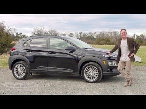 2018 Hyundai Kona Test Drive Review