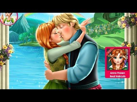 Frozen Игры—Дисней Принцессы Эльза и Анна лечатся—Онлайн Видео Игры Для Детей Мультфильм 2015