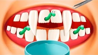 Baby Monster Care - Kids Games to Play - Teeth Brush, Makeup & Style Fun care baby games