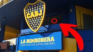 El oscuro secreto del estadio del Boca Juniors