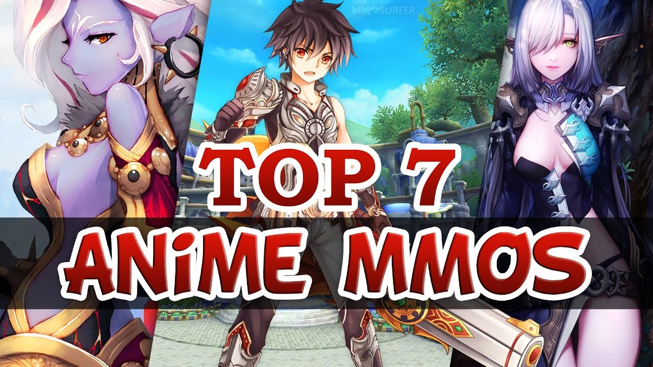 Top 10 PC Anime Games Best Recommendations