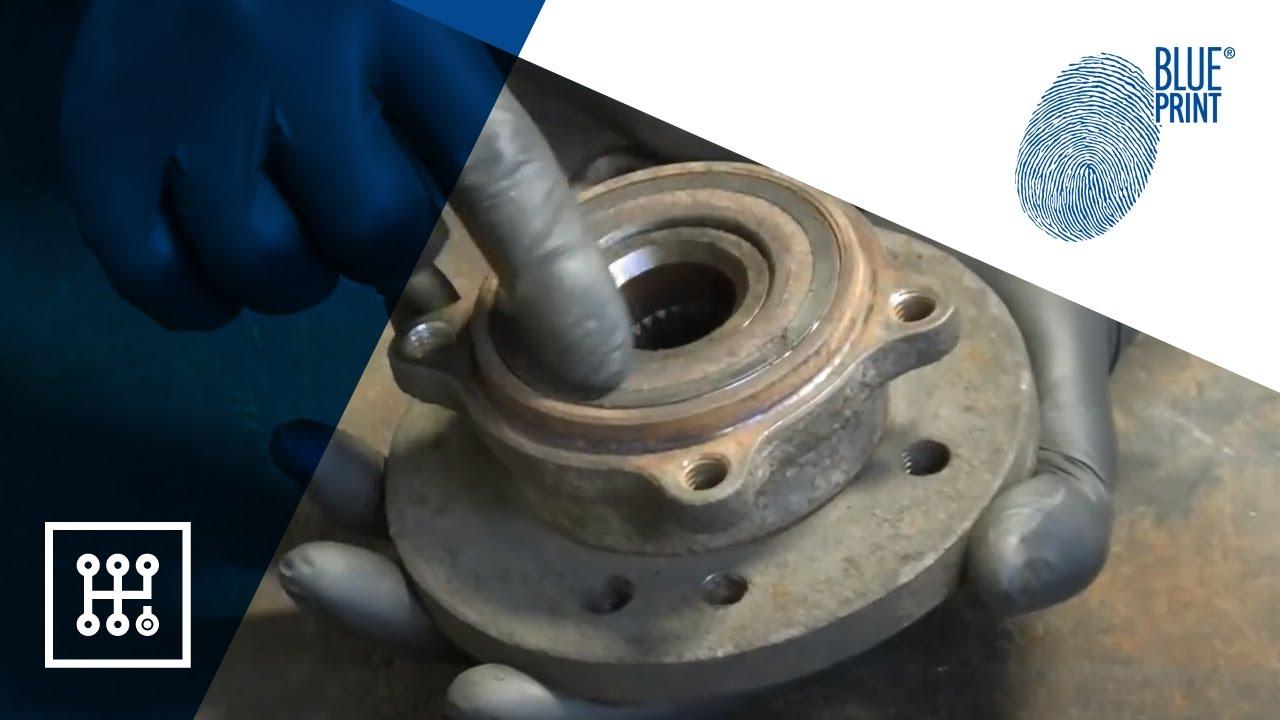 Wheel Bearing Replacement >> En Mini Wheel Bearing Replacement