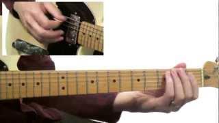 50 Jazz-blues Licks - #11 Dorhamitory - Guitar Lesson - David Hamburger