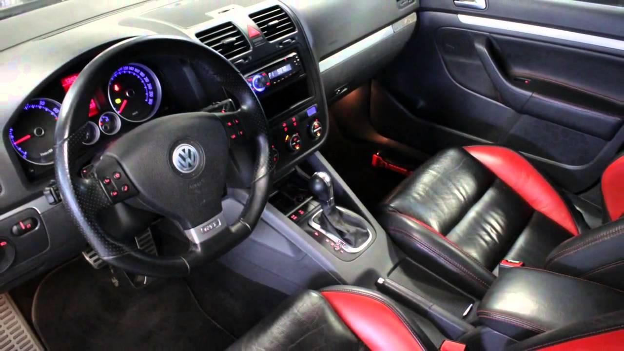 Volkswagen golf 2 0 gti 240 pk limited edition 12 mnd for Volkswagen golf 6 interieur