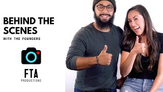 The story of FTA Productions | Behind the Scenes with Carmen & Marcus