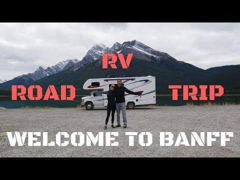 RV ROAD TRIP TO BANFF | DAY 2