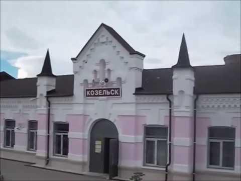 поезд Челябинск Калининград тормозит на ст Козельск