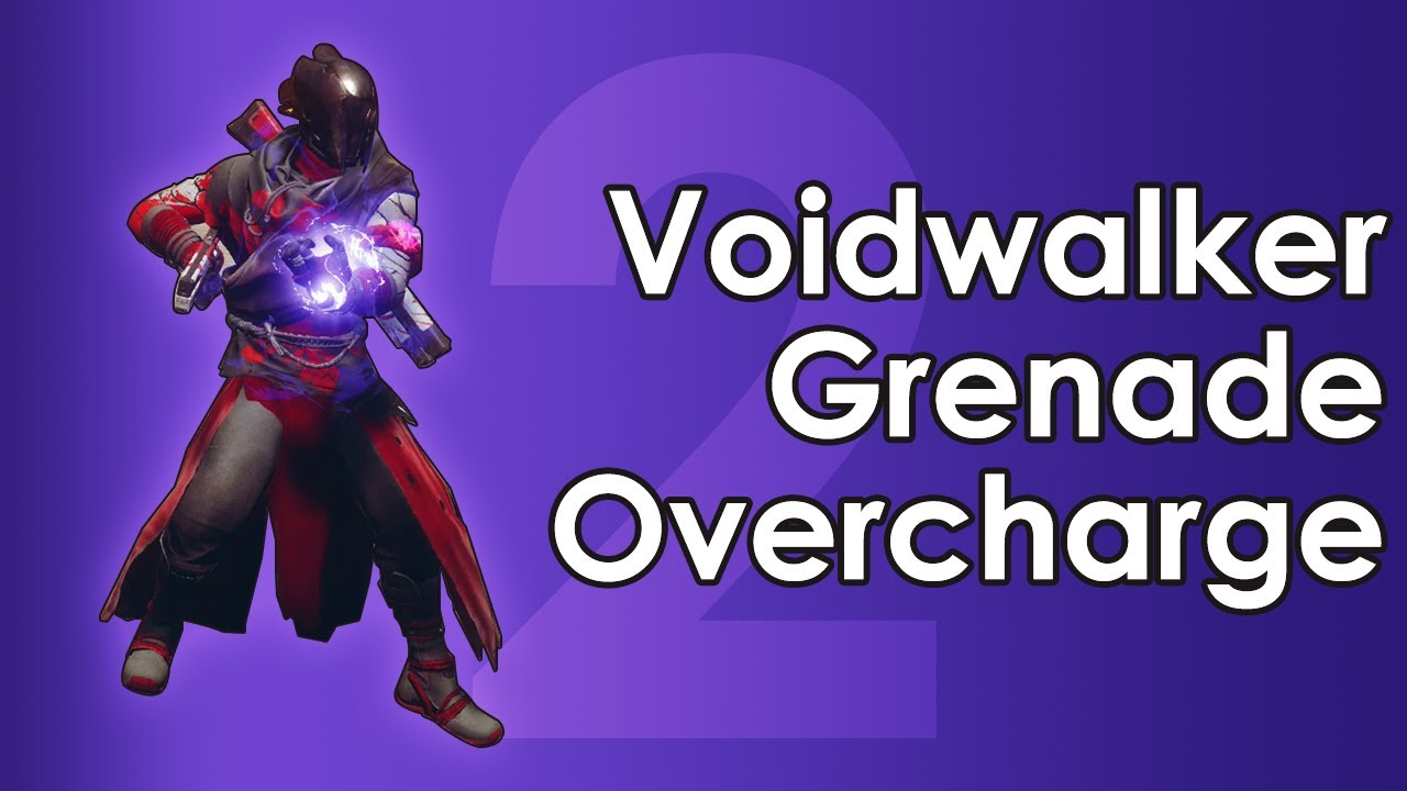Destiny 2 - Warlock Voidwalker Subclass Build | AllGamers