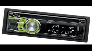 CD/MP3 Ресивер JVC KD-R47