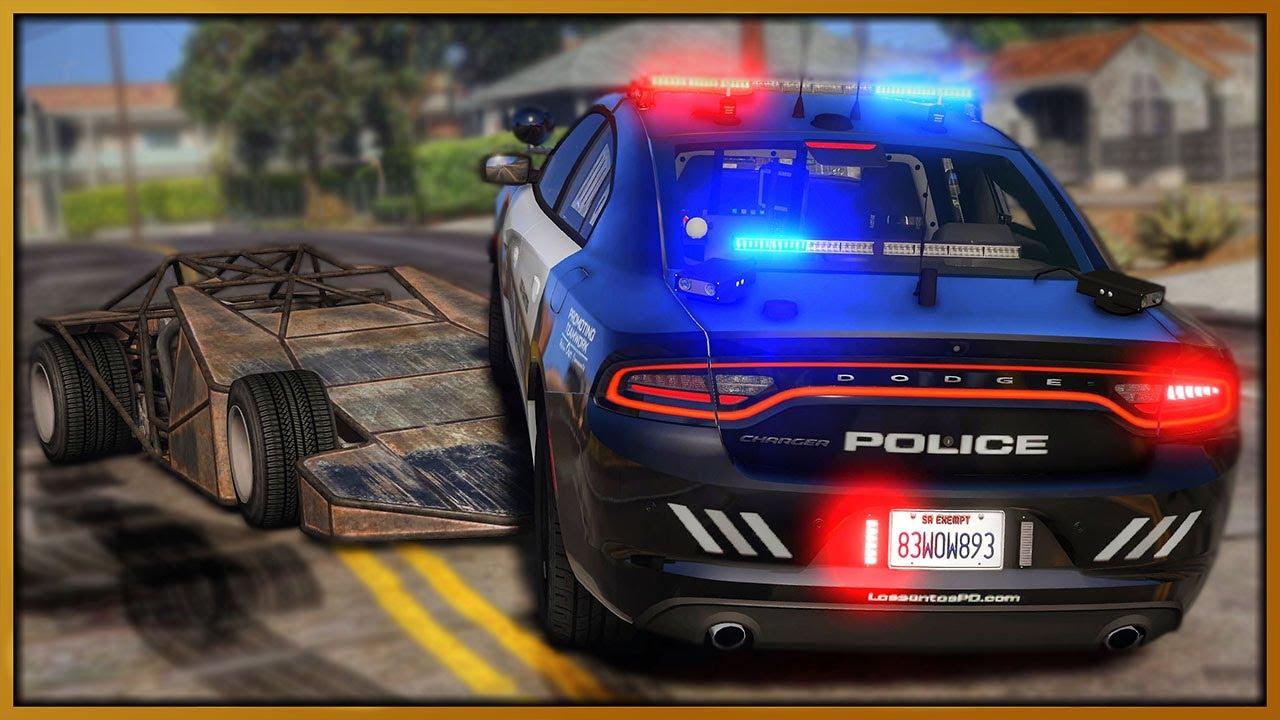 GTA 5 Roleplay - FLIP CAR TROLLING COPS | RedlineRP #958