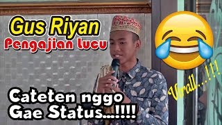 Virall....!!! Pengajian Lucu Dan kata-kata Cinta Gus Riyan Ustadz Muda Dari Jombang.