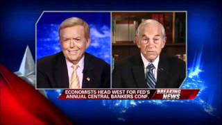 Ron Paul Warns Of RIOTS In The Streets If No Change In Fed Policy