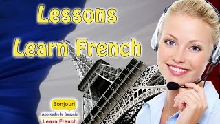 Lesson 59 - At the post office - Audio lessons -to learn french - A la poste