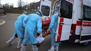 Коронавирус в Беларуси. Репортаж с места событий