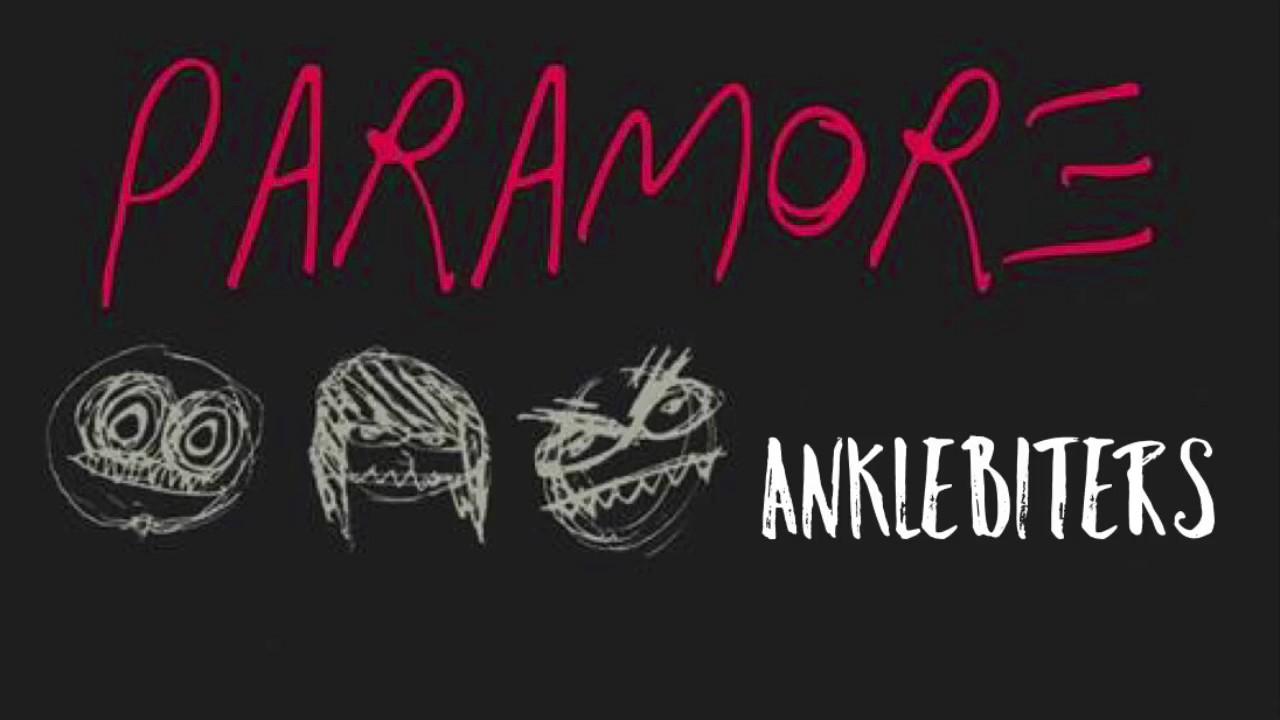 Anklebiters - Paramore (Lyrics)
