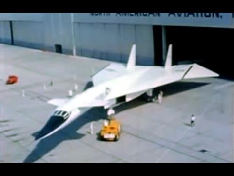 North American XB-70A Valkyrie #2 - 1965
