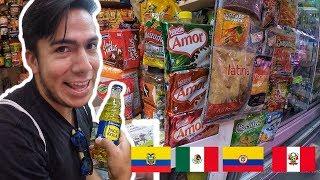 Productos LATINOS en España | Mercados Populares #2