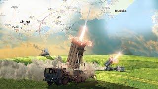 U.S. Army Demonstrate Patriot Missiles Capabilities