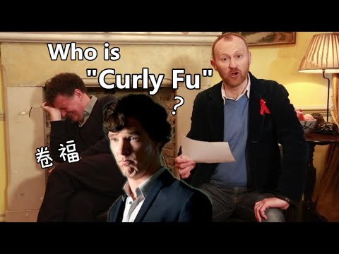 Sherlock Christmas Special gives a clue only Chinese can crack|Mark Gatiss & Steven Moffat