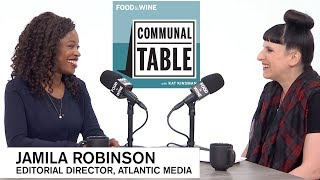 Jamila Robinson Talks About Feeling Welcome in Restaurants and Media Inclusion | Food & Wine