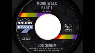 Watch Joe Simon Moonwalk Part 1 video
