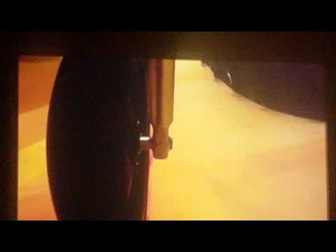 GUY MARTIN breaks wall of death record 78.15 mph GALAXY S7 HD camera