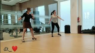 The Git Up - line dance ( Blanco Brown ) Video
