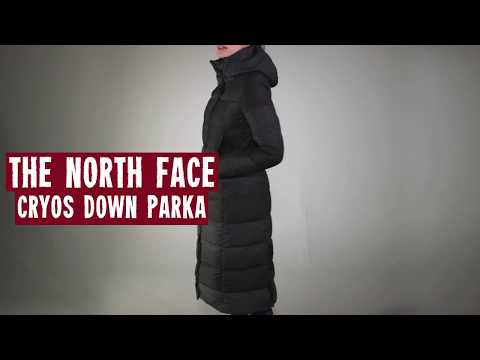 30906269ca3 The North Face Women's Cryos Down Parka
