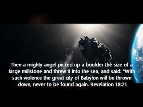 Wow !!! Powerful warning from GOD, huge asteroid is coming in.