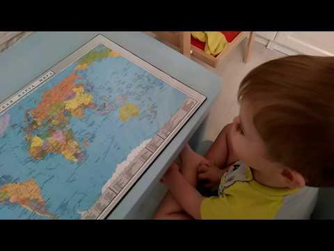 Познаём мир с раннего возраста