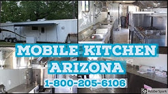 Mobile Kitchen Arizona