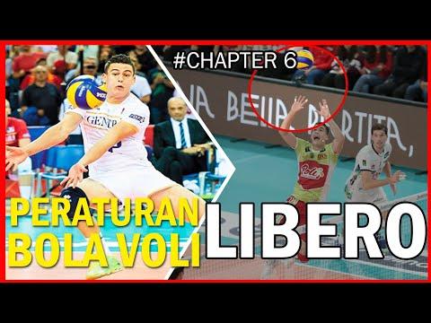 Peraturan LIBERO - Peraturan  Bola Voli (Chapter 6/8)