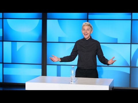 Ellen's Flipping Awesome Time!