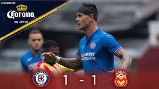 Resumen Cruz Azul 1 - 1 Morelia | Clausura 2019 - J17 | Presentado por Corona