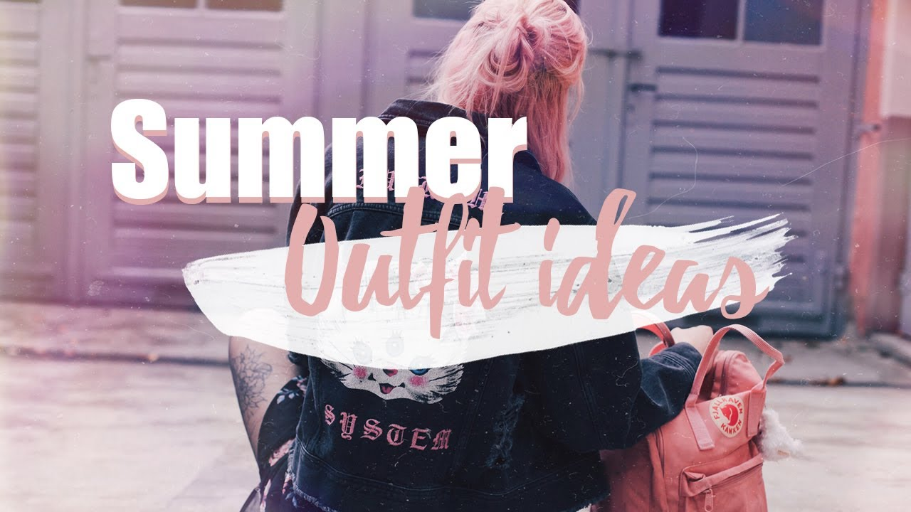 SUMMER OUTFIT IDEAS ♡ NEKOMATAHIME 9